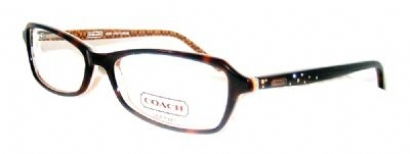 COACH LIZZIE 514 in color TORTOISE