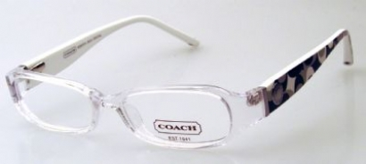 COACH ROBERTA 843 in color CRYSTAL