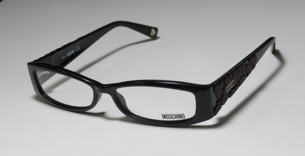 MOSCHINO 01801 in color BLACK
