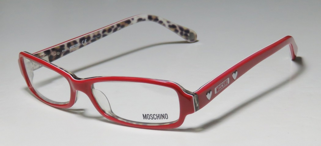MOSCHINO 02002 in color RED