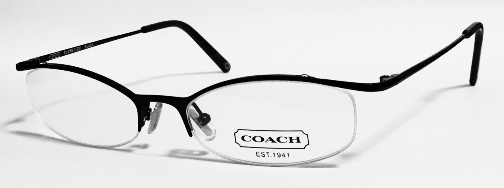 clearance COACH CLAIRE 102  SUNGLASSES