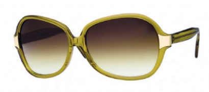 CLEARANCE OLIVER PEOPLES LEYLA CAMEL