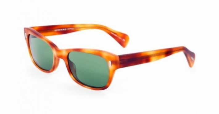 clearance OLIVER PEOPLES WACKS  SUNGLASSES