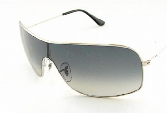 CLEARANCE RAY BAN 3341 {MISSING LENS FRAME ONLY}