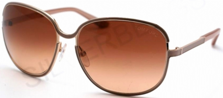 clearance TOM FORD DELPHINE TF117  SUNGLASSES