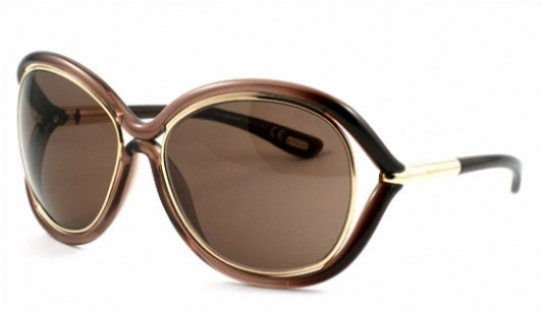clearance TOM FORD SAMANTHA TF52  SUNGLASSES
