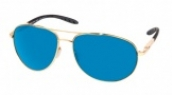 COSTA DEL MAR WINGMAN 580 GLD-BLUE-MIRROR-580WM