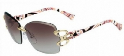 EMILIO PUCCI EMILIO PUCCI 112S in color PINK GOLD