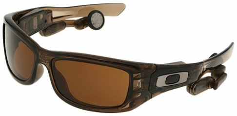 OAKLEY SPLIT THUMP 1GB MP3 in color 0010026