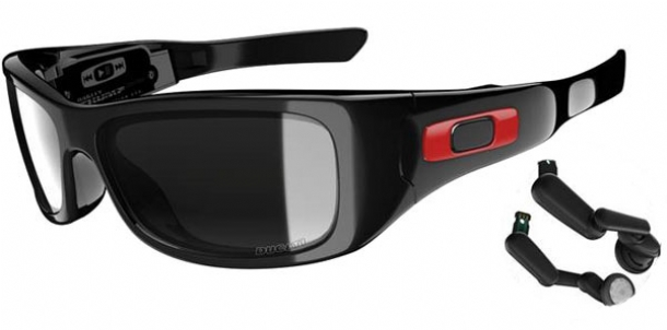 OAKLEY SPLIT THUMP DUCATI 1GB MP3 in color 0010029