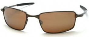 OAKLEY TI SQUARE WIRE POLARIZED in color 12924
