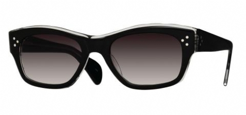 OLIVER PEOPLES TYCOON in color BK