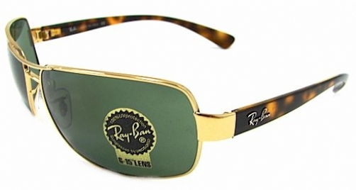 RAY BAN 3379 in color 001