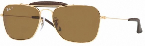 RAY BAN 3415Q in color 001N6