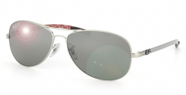 RAY BAN 8301 POLARIZED in color 019N8