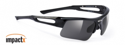 RUDY PROJECT EXOWIND IMPACTX POLAR in color BLACK-GLOSS-IMPACTX-PHOTOPOLARIZED-GREY-LENS
