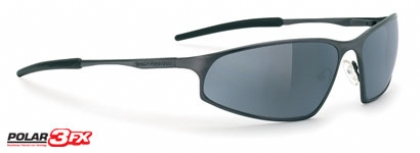 RUDY PROJECT KEJA65 in color GUNMETAL-POLAR-3FX-GREY-LASER