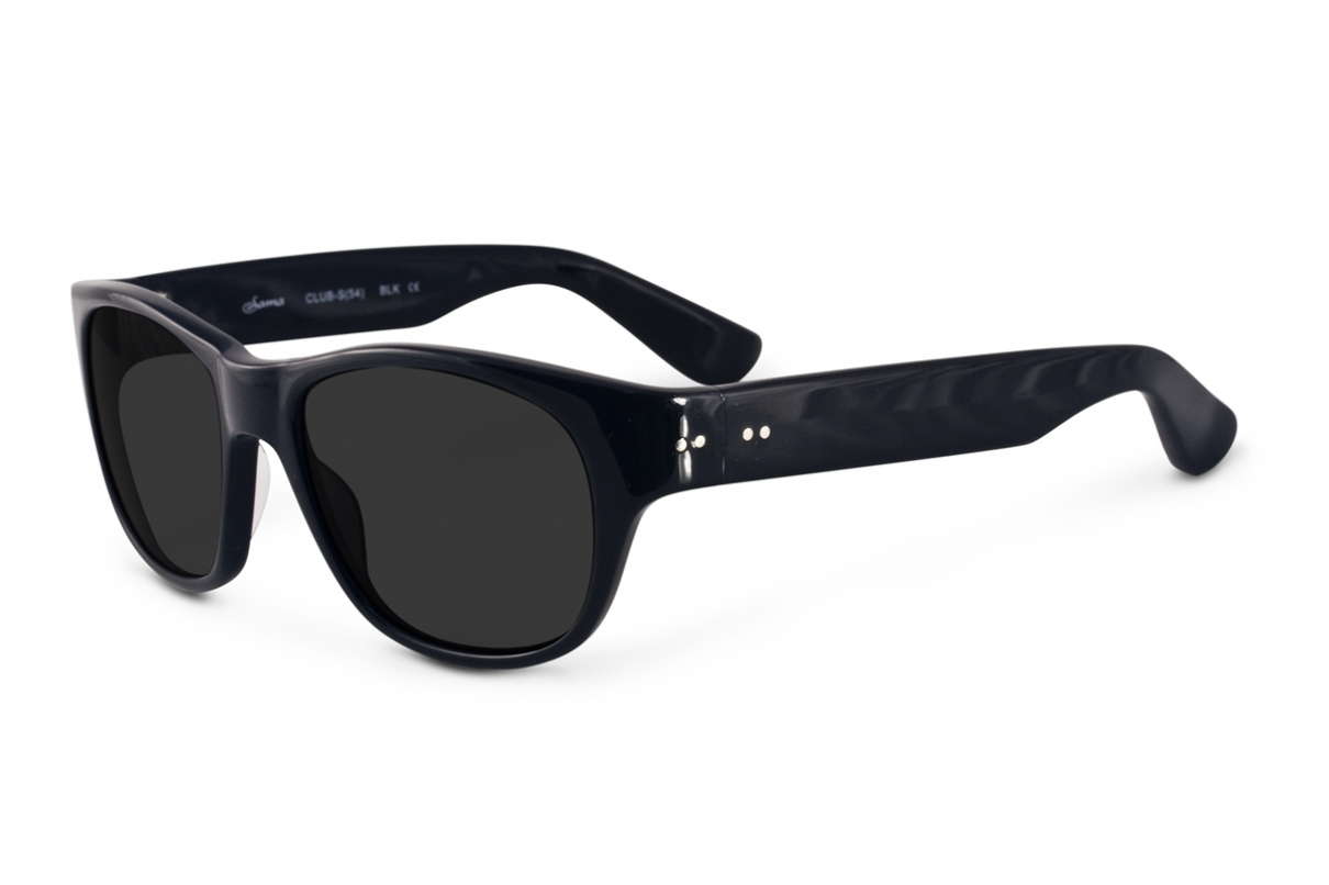 SAMA CLUB POLARIZED in color BLK