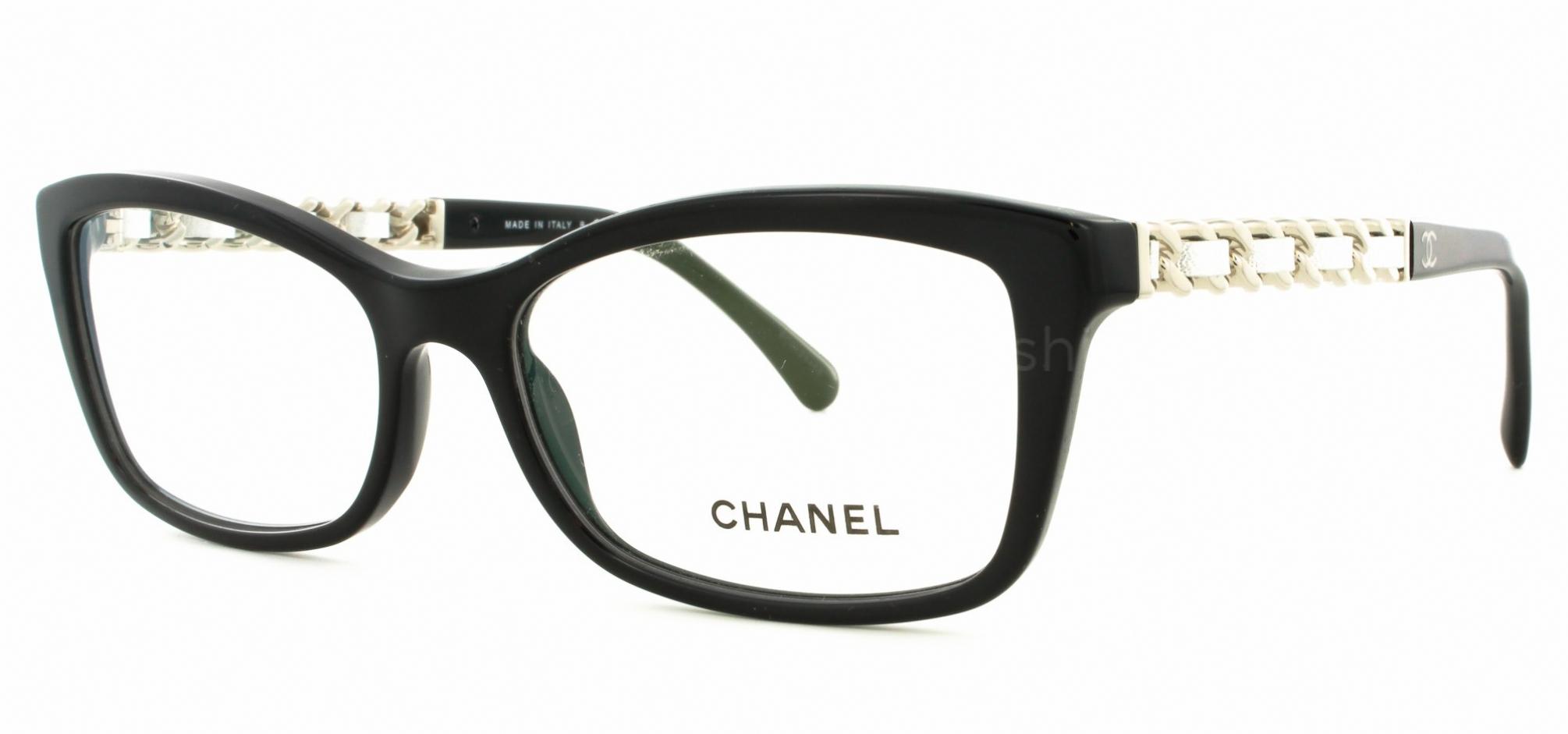 Chanel Eyeglass Frames : Chanel 3264q Eyeglasses