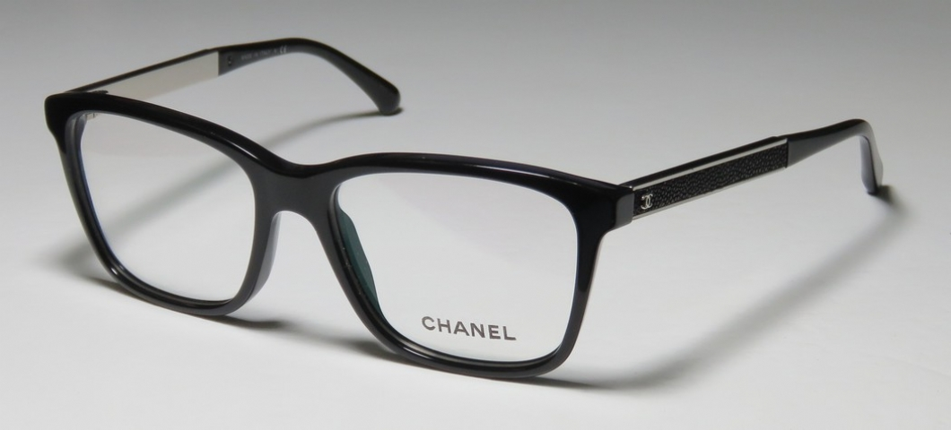b05c8163c590 CHANEL 3280Q 501 501 clear black silver