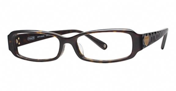 Rimless Glasses Vsp : Coach Anita 553af Eyeglasses