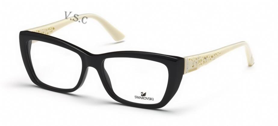 Daniel Swarovski Dallas Sk5084 Eyeglasses