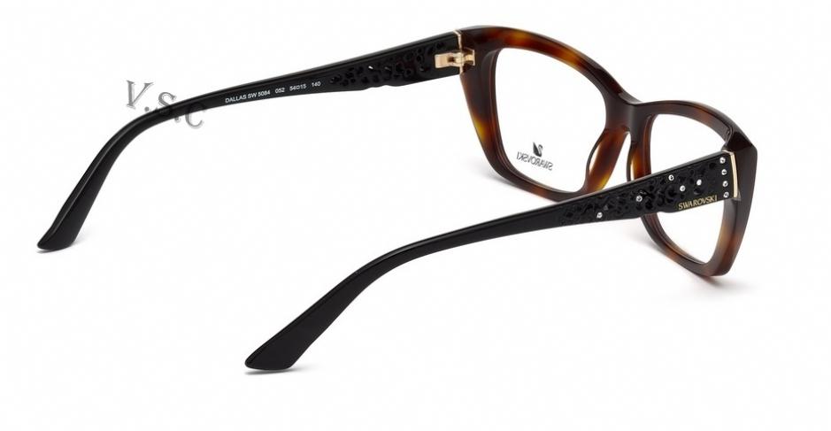 Glasses Frames Dallas : Daniel Swarovski Dallas Sk5084 Eyeglasses