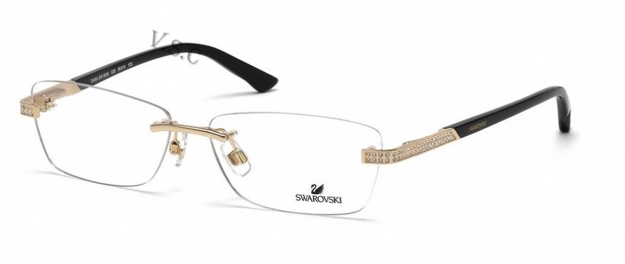 Daniel Swarovski Dara Sk5089 Eyeglasses