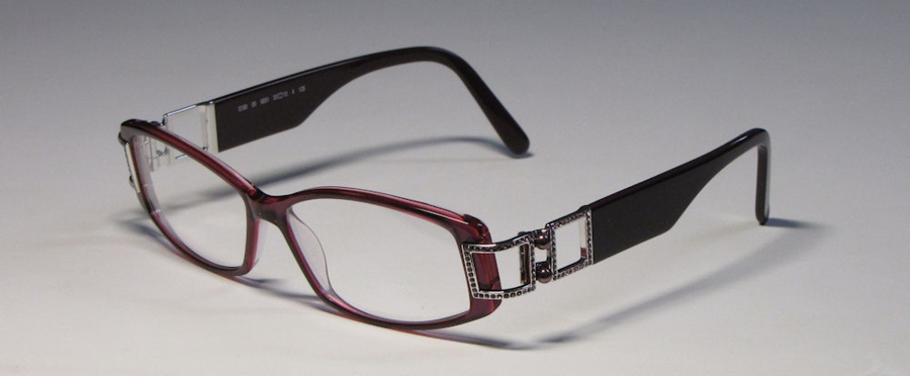 Swarovski Rimless Glasses Frames Louisiana Bucket Brigade