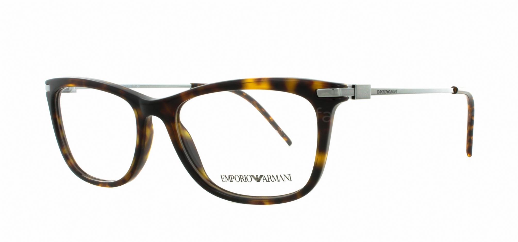 d083660ca102 Emporio Armani 3062 Eyeglasses Emporio Armani EMPORIO ARMANI EA9655 COL P08  GUNMETAL RIMLESS EYEGLASSES FRAME ...