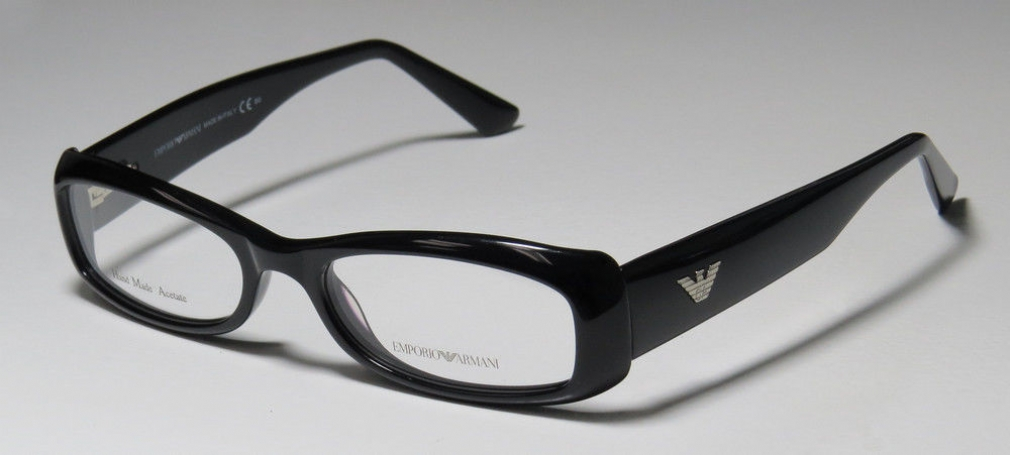 d2df451a027d Emporio Armani Unisex Eyeglasses Rimless Frame (ea 9655 P08)