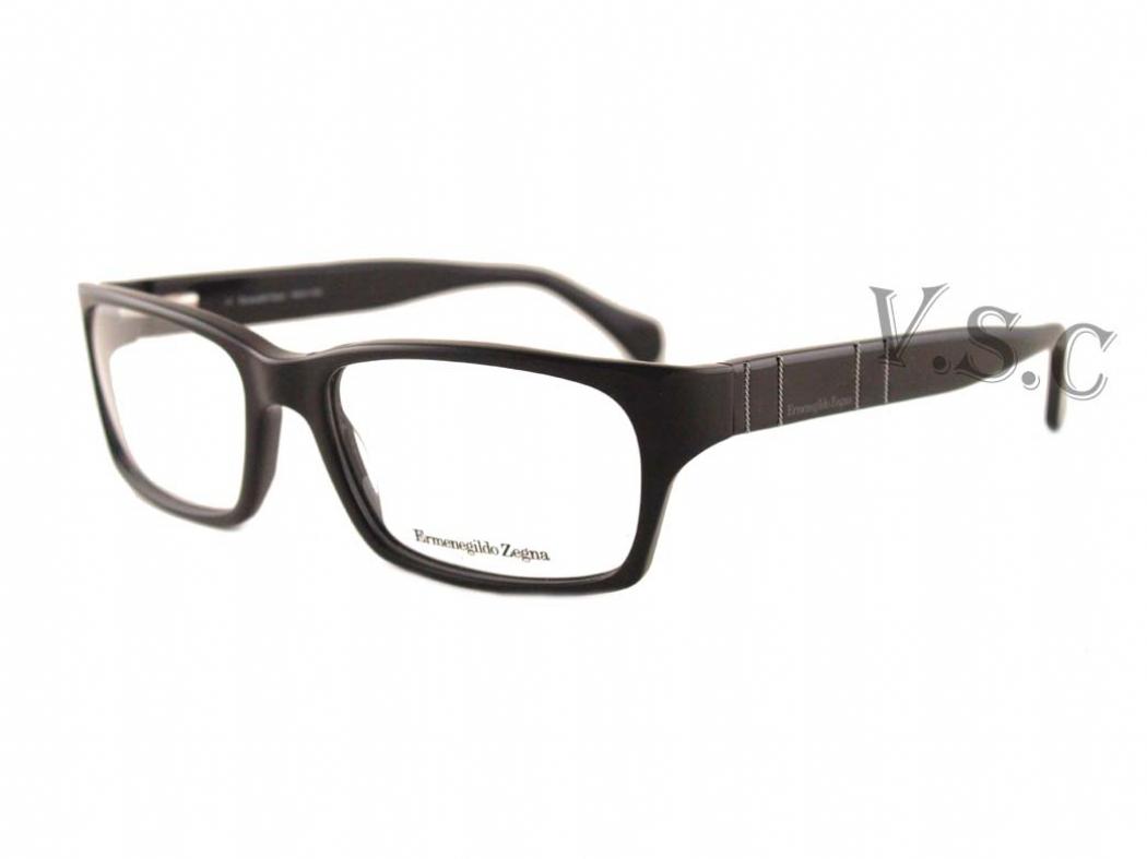 Zegna Eyewear Frames : Buy Ermenegildo Zegna Eyeglasses directly from OpticsFast.com