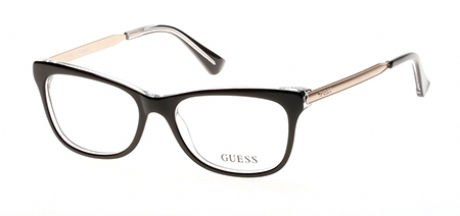 Buy Guess Eyeglasses directly from OpticsFast.com