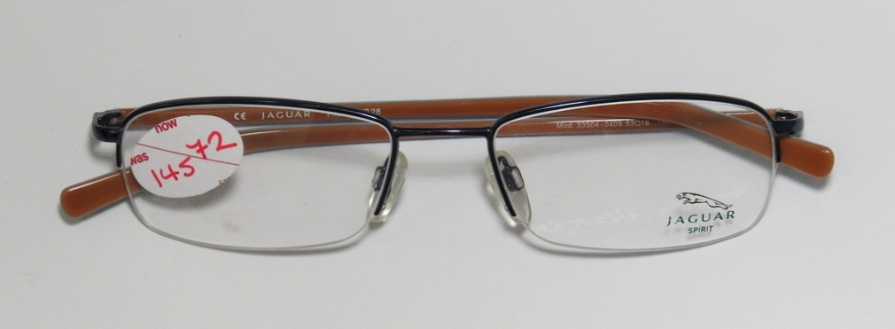 6f2187040f Jaguar Spirit 33504 Eyeglasses