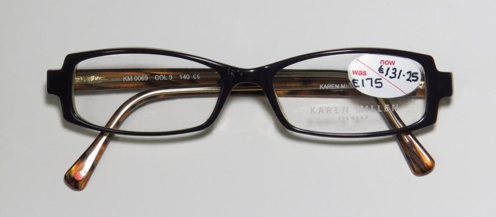 Glasses Frames Karen Millen : Karen Millen Km0069 Eyeglasses