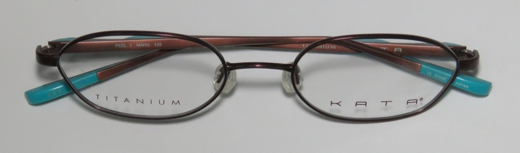 My Glasses Frames Are Peeling : Kata Peel 1 B Eyeglasses