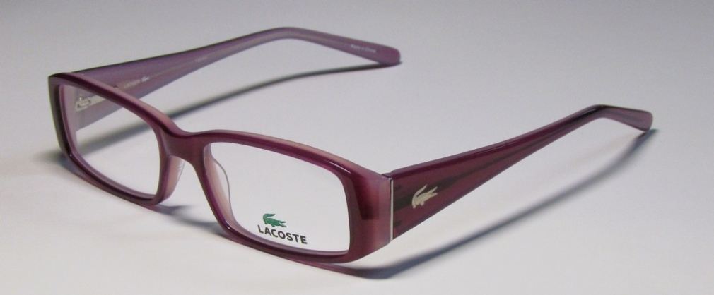 White Frame Glasses - By Lacoste - Compare Prices, Reviews and Buy