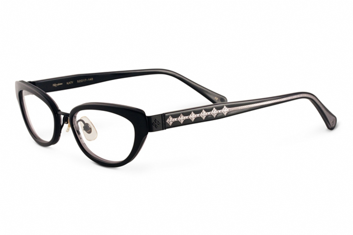Eyeglass Frames Katy : Loree Rodkin Katy Eyeglasses