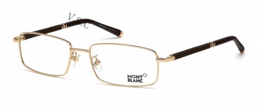 3e61b833b27 Mont Blanc Mb 396 Eyeglasses