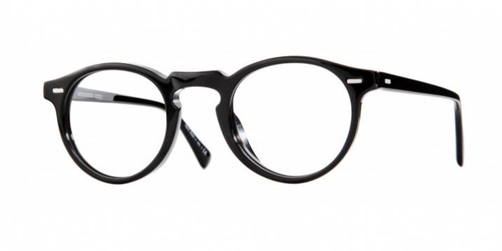 8bb7ac0da77 Oliver Peoples Gregory Peck Eyeglasses