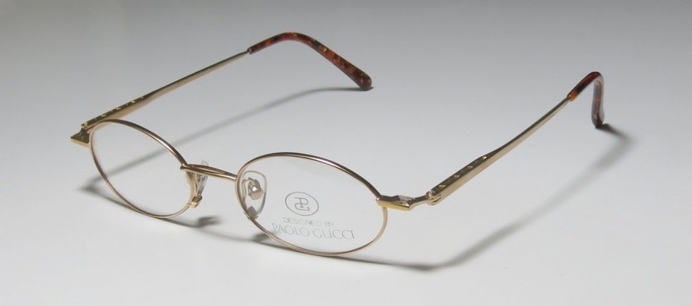Buy Paolo Gucci Eyeglasses directly from OpticsFast.com