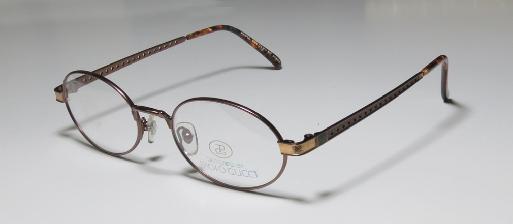 9db866d3bcf PAOLO GUCCI 7451 in color MATTEBROWN