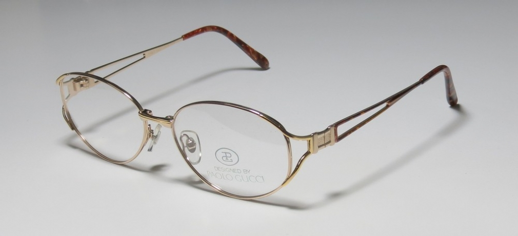 afdc76219ed Buy Paolo Gucci Eyeglasses directly from OpticsFast.com