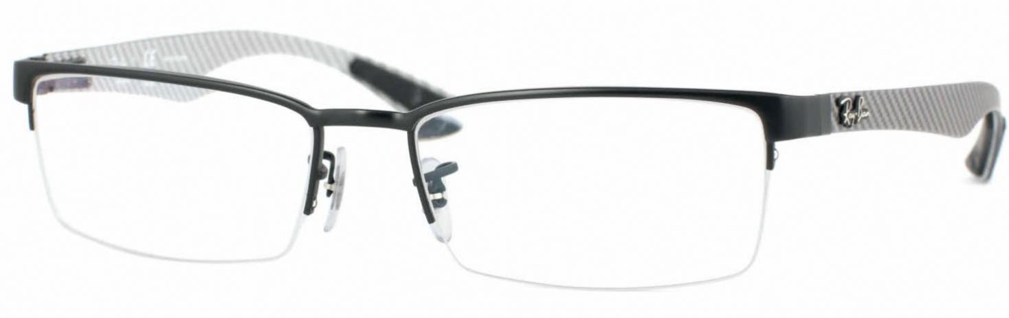 1d66ed81681 Ray Ban Rx8412 Eyeglasses