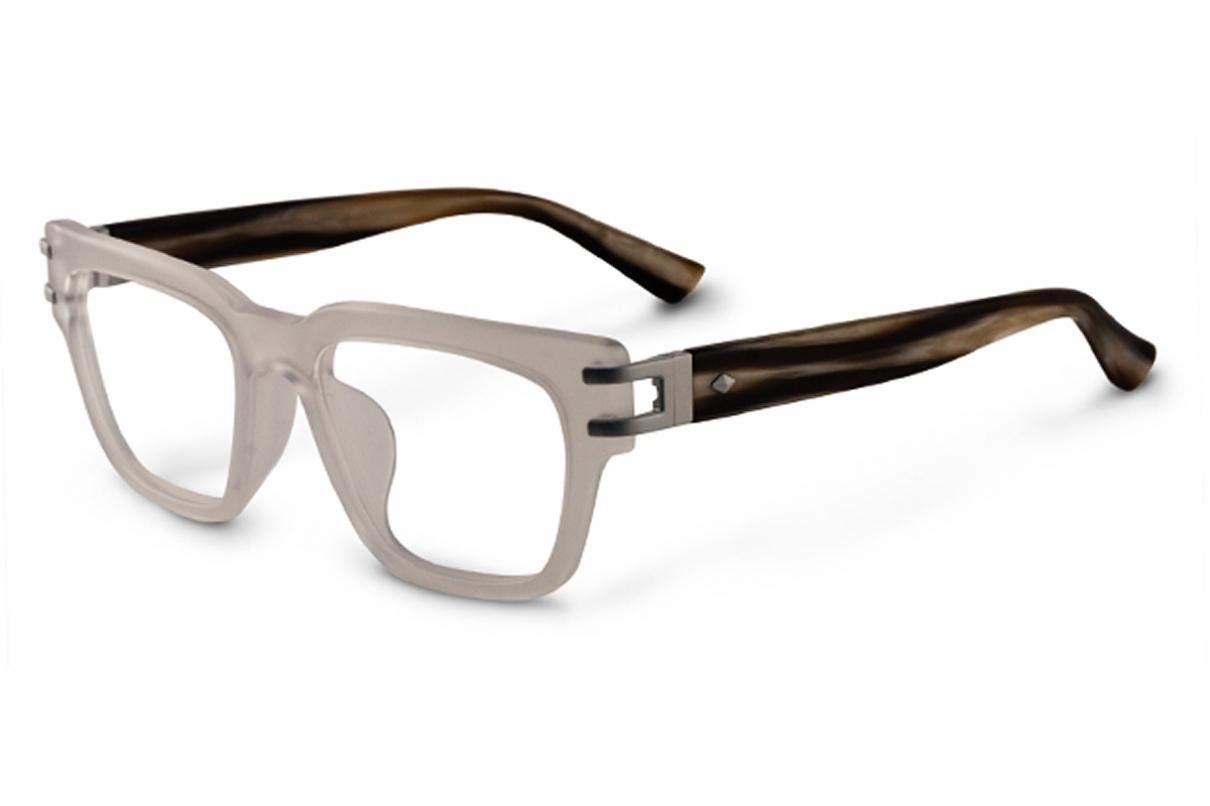 Glasses Frames Crystal Matte : Sama Hiro Eyeglasses