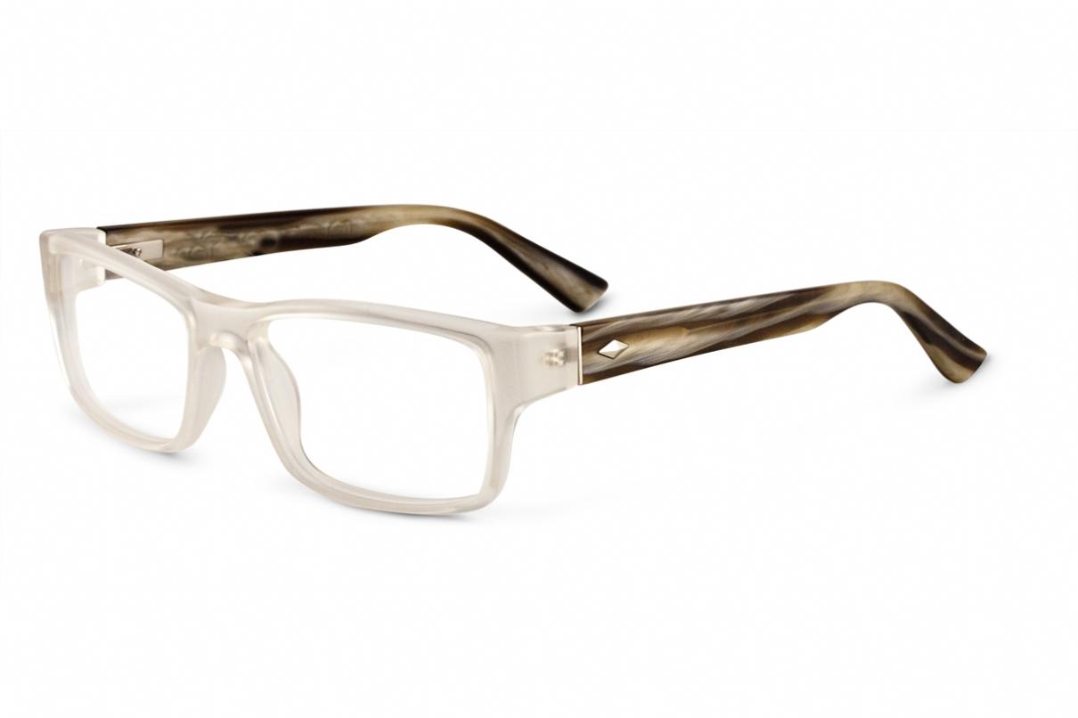 Glasses Frames Crystal Matte : Sama Strada Eyeglasses