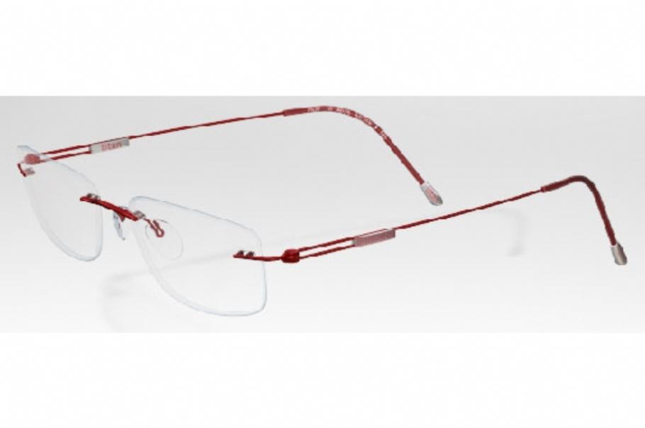18c0795f444 Silhouette Glasses Frame Titan 7534 - Bitterroot Public Library