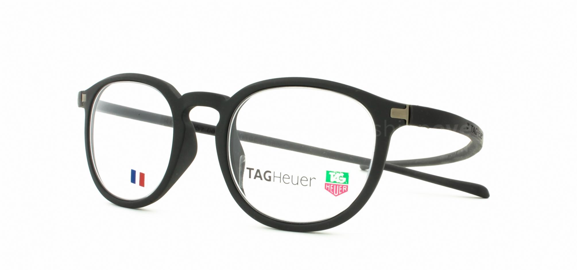 5d511fc55d454 Tag Heuer 3052 Eyeglasses