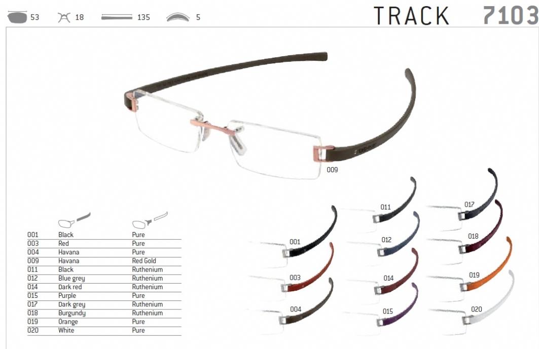 9d6aea10f0c Tag Heuer 7103 Eyeglasses
