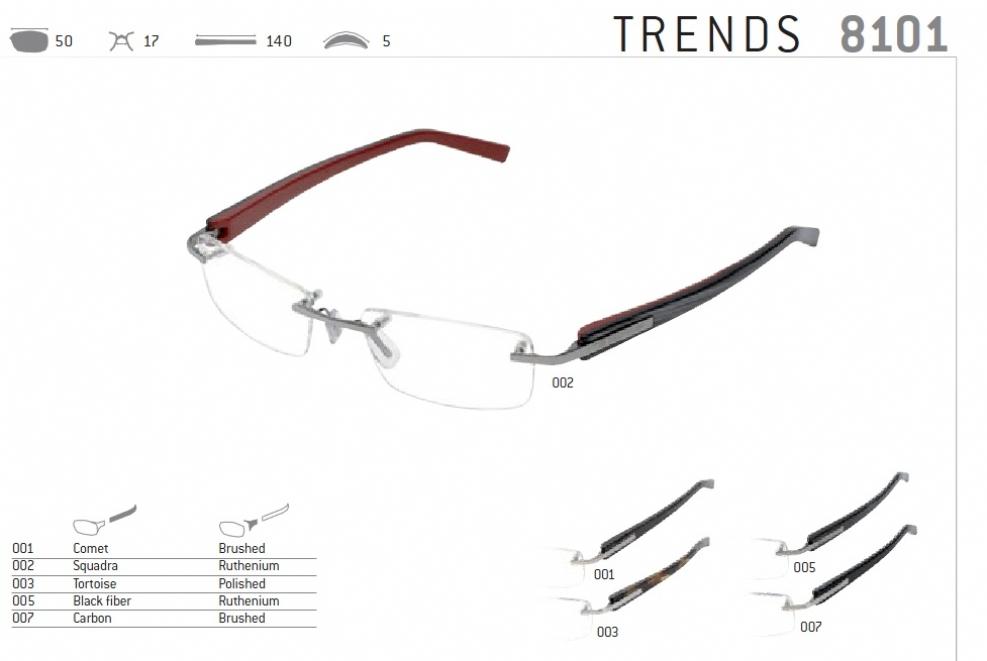 24bccfdbe30ec Tag Heuer 8101 Trends Eyeglasses